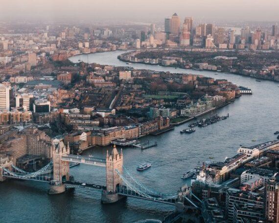 Photographer in London, Great London
